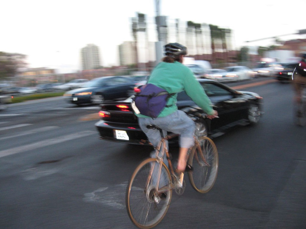 ciclist de oras