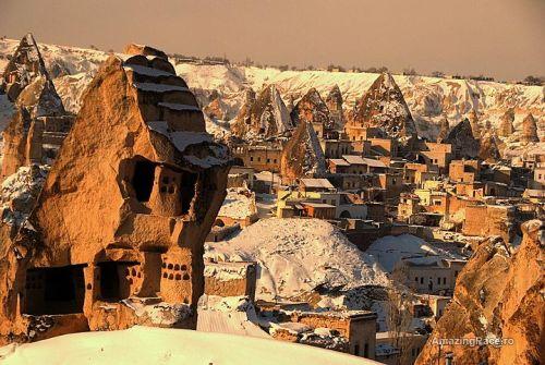 Kapadokia view