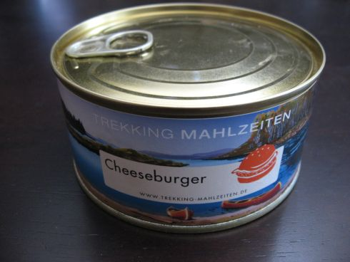 cheeseburger in a can - arnold inuyaki