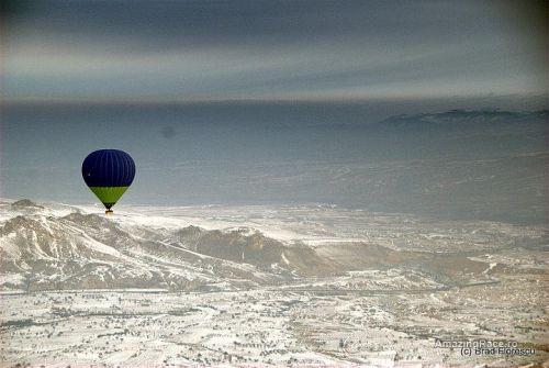 kapadokia din balon