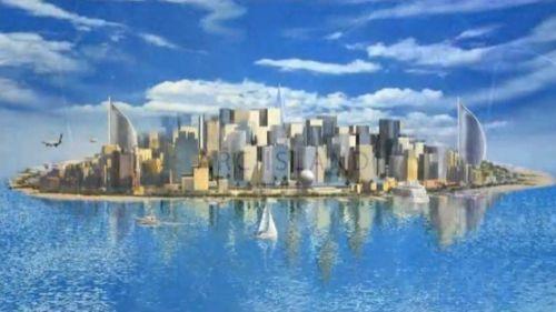 Cine vrea o civilizație portabilă ce plutește pe ocean?