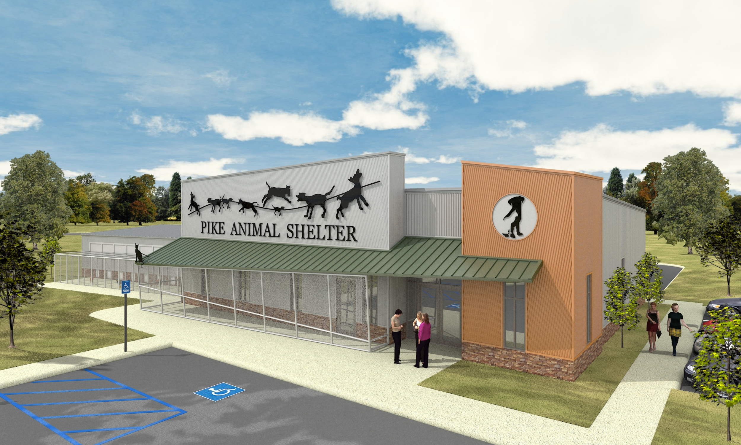 Animal Rescue Building Design