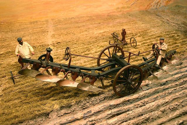 Fermierii vestici văd un Eldorado în pământurile noastre