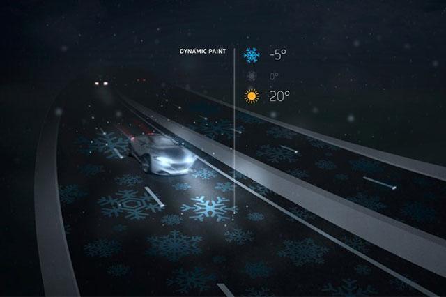 Şosele inteligente: Autostrăzile Olandei se vor ilumina singure noaptea