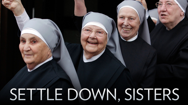 Catholic-Nuns