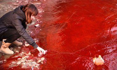28.000 de râuri au dispărut de pe harta Chinei
