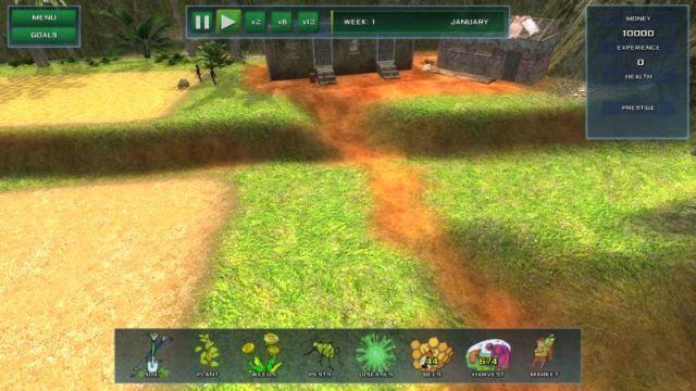 Un joc realist care instruiește fermieri din întreaga lume