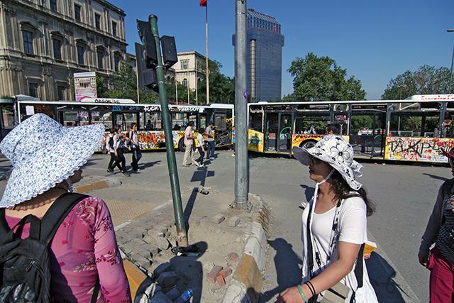 Taksim Protest