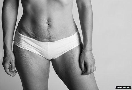 Frumusetea corpului feminin