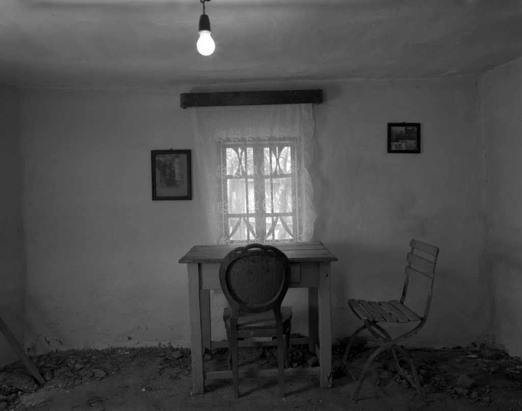 interior of the house BG