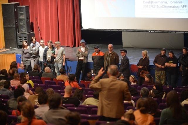 Rosia Montana, premiera filmului AFF 2012