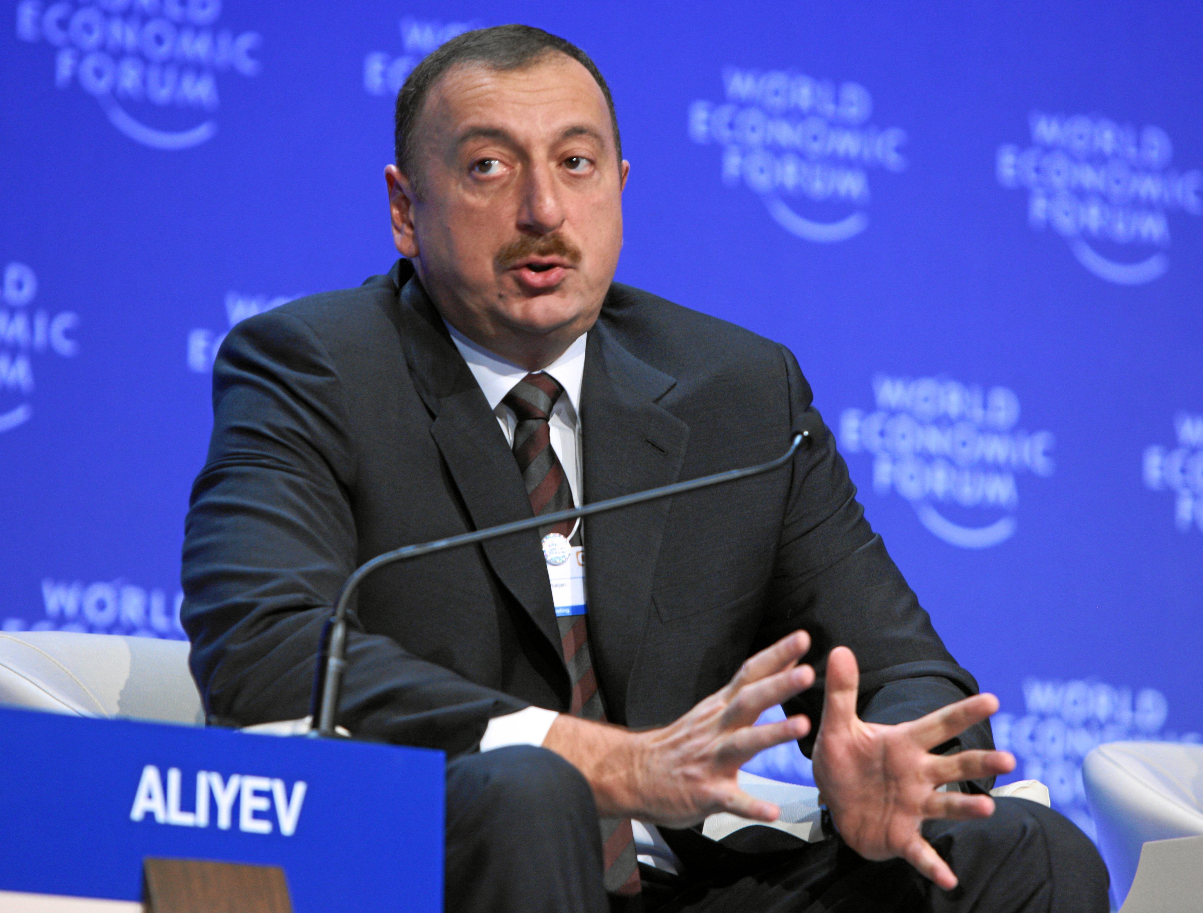 Energy Outlook 2009: Aliyev