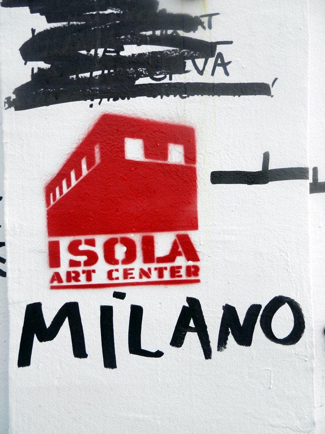 isola milano