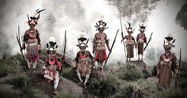 goroka indonezia