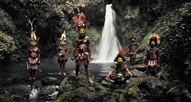 huli indonezia papua