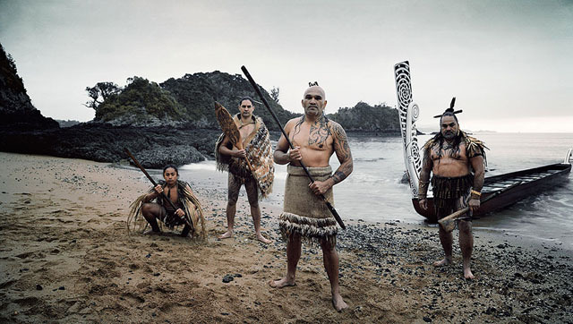 maori noua zeelanda
