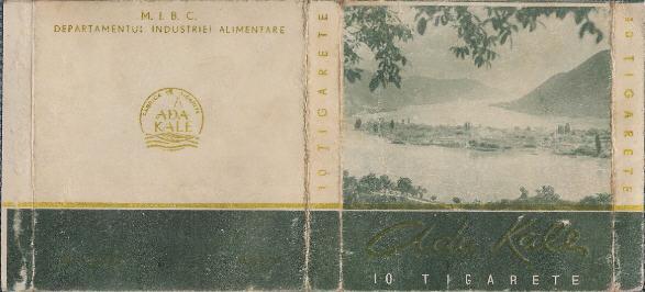 34 FOTO Colecție de țigări românești: 1879 1989