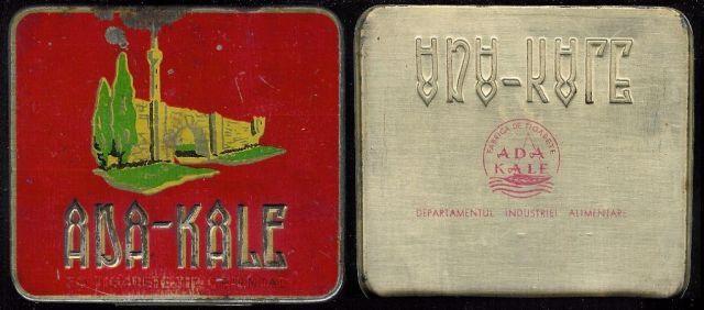 35 FOTO Colecție de țigări românești: 1879 1989