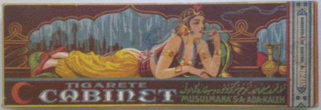 38 FOTO Colecție de țigări românești: 1879 1989