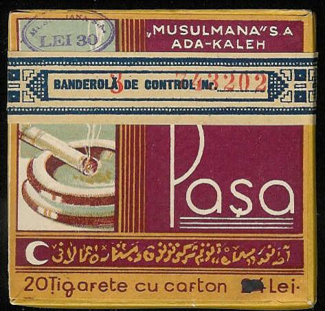 40 FOTO Colecție de țigări românești: 1879 1989