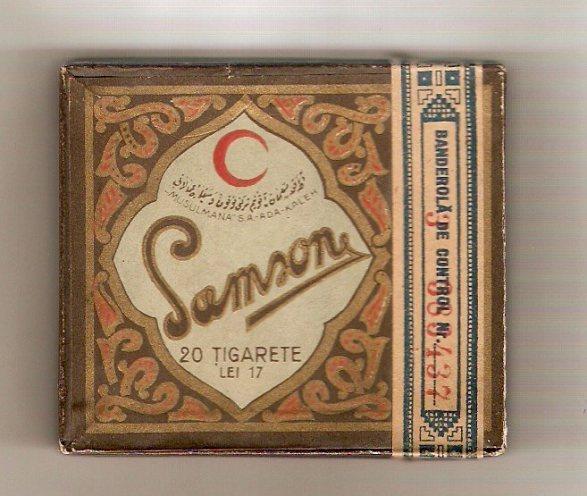 42 FOTO Colecție de țigări românești: 1879 1989