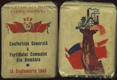 43 FOTO Colecție de țigări românești: 1879 1989