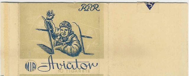 44 FOTO Colecție de țigări românești: 1879 1989