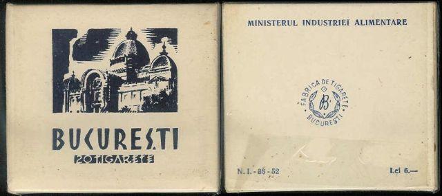 45 FOTO Colecție de țigări românești: 1879 1989