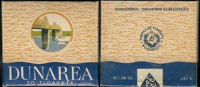 47 FOTO Colecție de țigări românești: 1879 1989