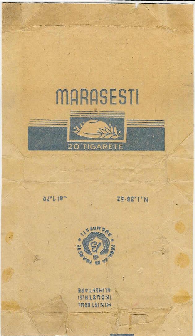 48 FOTO Colecție de țigări românești: 1879 1989