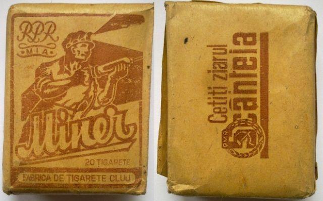 49 FOTO Colecție de țigări românești: 1879 1989