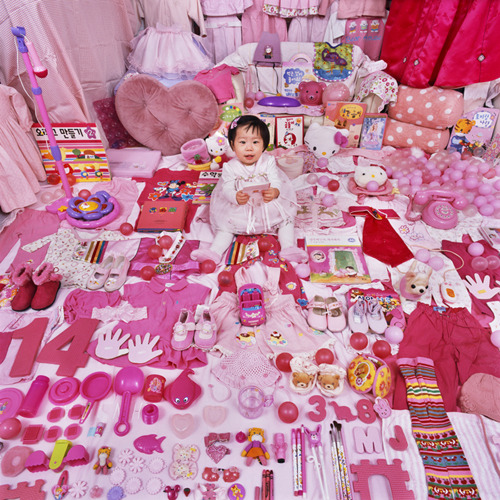 Dayeun and Her Pink Things_m
