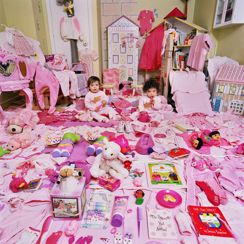 Lauren&Carolyn and Their Pink Things_m