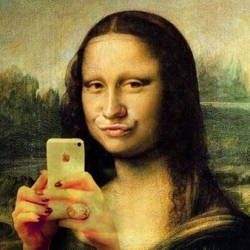 Mona-Lisa-Facts-Selfie