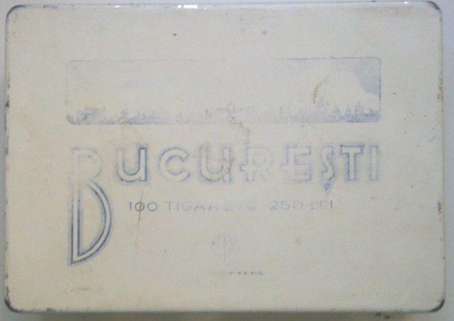 tigari12 FOTO Colecție de țigări românești: 1879 1989