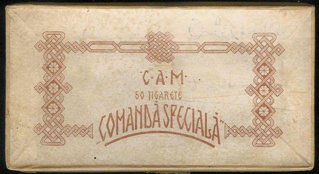 tigari17 FOTO Colecție de țigări românești: 1879 1989