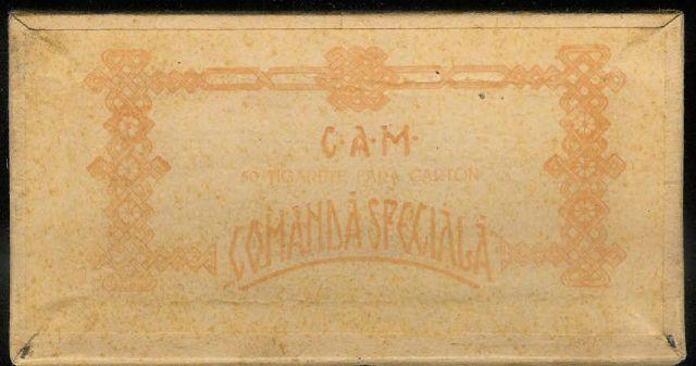 tigari18 FOTO Colecție de țigări românești: 1879 1989