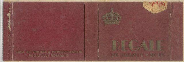 tigari26 FOTO Colecție de țigări românești: 1879 1989