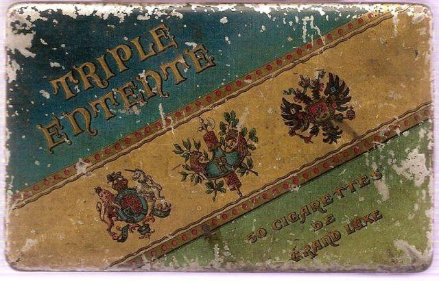 tigari8 FOTO Colecție de țigări românești: 1879 1989