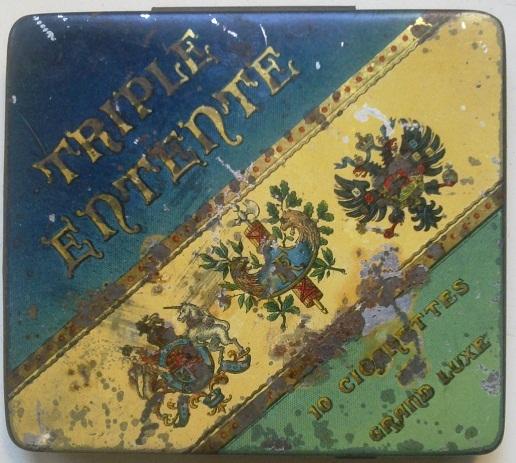 tigari9 FOTO Colecție de țigări românești: 1879 1989