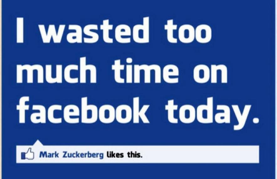 Facebook-waste-of-time