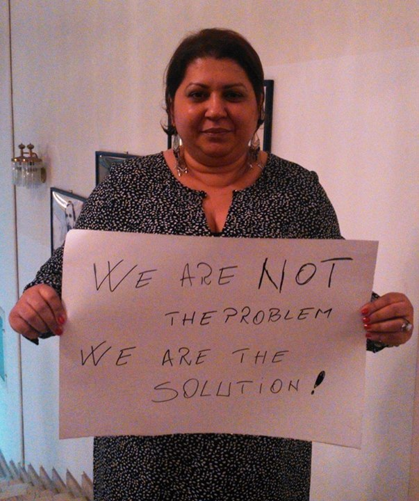 we are not the problem8