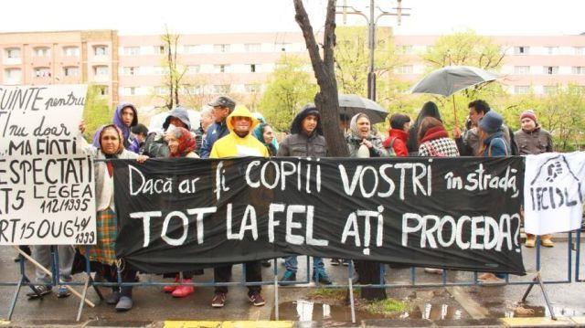 protest evacuari6