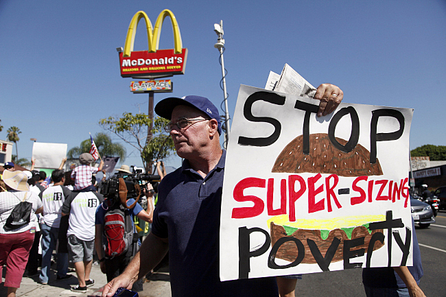 Super-size-poverty