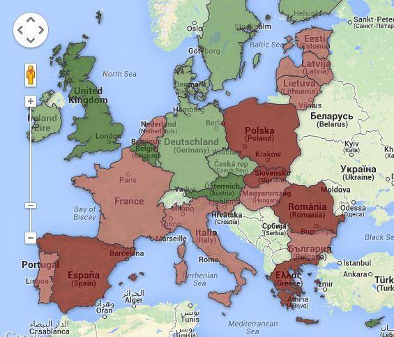 Harta Cipru Localizare Pe Harta Europei