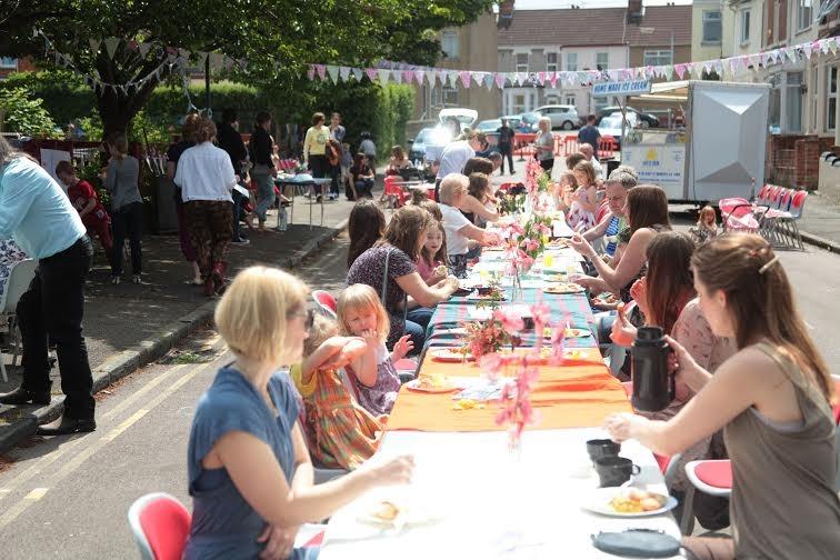 Swindon Big Lunch