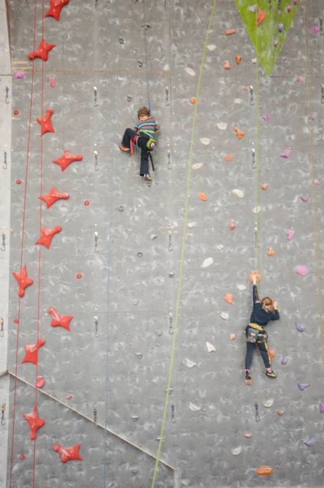10. Climb Again_Copii cu nevoi speciale la Trofeul Vertical Spirit
