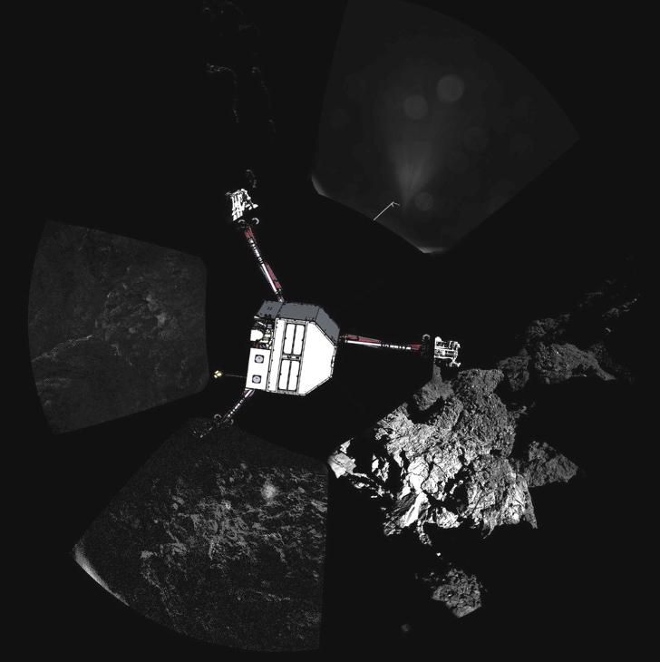 stire 14 nov cometa 2