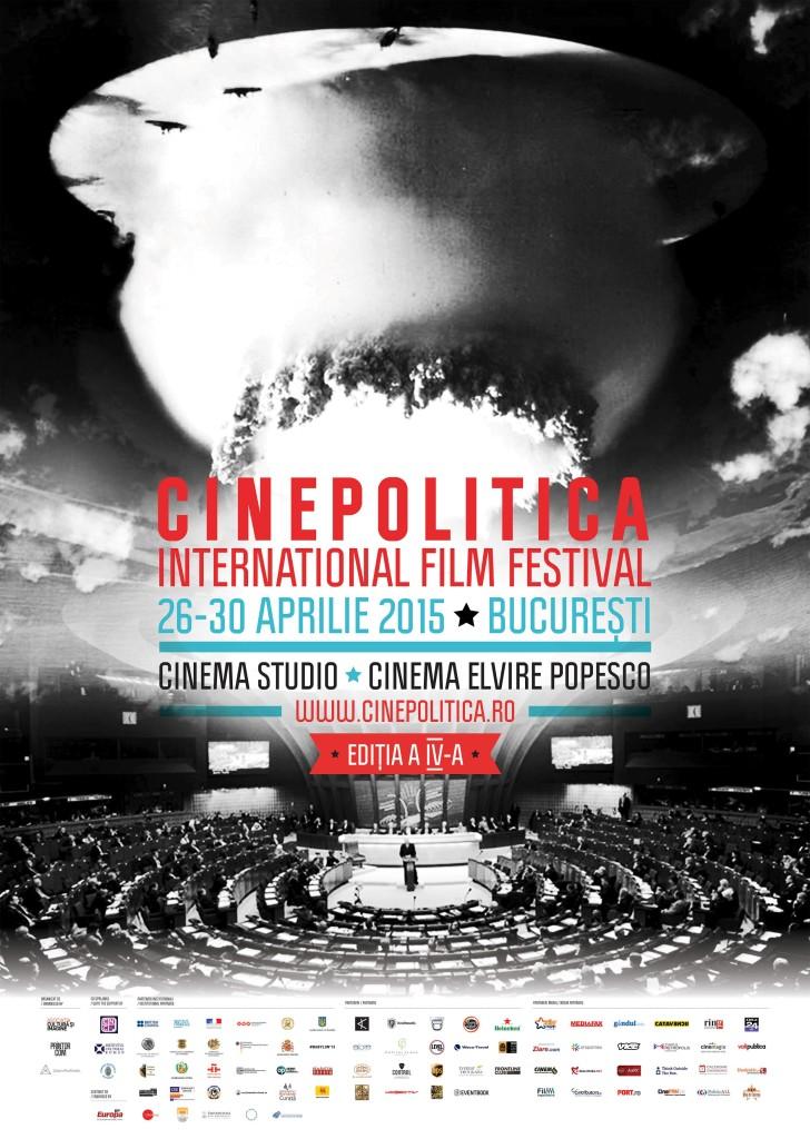 Afis Cinepolitica 2015