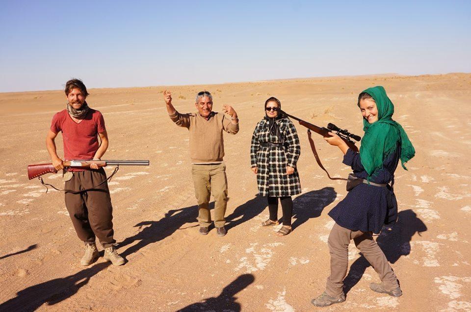 Petrecere in Desert